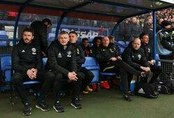 """""""Manchester United"""" užsimojo: žvalgosi į žaidėją, kurio išpirka gali kainuoti 139 mln. eurų"""