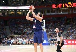 """N.Bjelica: """"Paskutinį kartą prieš lietuvius žaidžiau 2015 metais ir buvau pamiršęs, kokie jie kieti"""""""