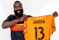 J.Hardenas tapo futbolo komandų akcininku