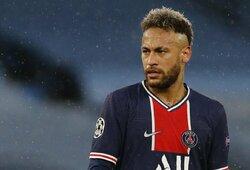 """""""L'Equipe"""": Neymaras pasirašė su PSG klubu naują kontraktą"""