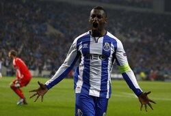"""""""Porto"""" klube nesulaikomai žaidęs J.Martinezas tapo krikščioniško repo atlikėju"""