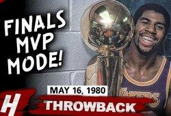 Dešimt įspūdingiausių individualių pasirodymų NBA atkrintamosiose