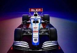 """Pamatykite: pristatyti visi naujojo """"Formulės 1"""" sezono bolidai"""