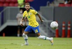 PSG uždraudė Neymarui ir Marquinhosui žaisti Tokijo olimpiadoje
