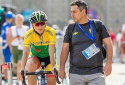 Pasaulio dviračių plento čempionate Italijoje – keturi lietuviai