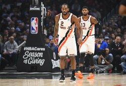 """""""Clippers"""" žaidėjus pykdo komandos elgesys su žvaigždėmis"""