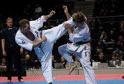 Du lietuviai kovos dėl pasaulio čempionų titulo