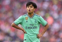 """""""Japoniškas Messi"""": pagaliau """"Real"""" turės savo Messį?"""