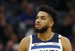 NBA žvaigždė dėl koronaviruso prarado septynis šeimos narius