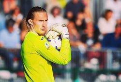 """Apie Italijos """"Serie A"""" svajojantis T.Krapikas: apie tėčio žodžius, italų vadybos triukus ir futbole paskęstantį jaunimą"""