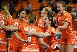 Įspūdinga rusių serija nutrūko: olandės įvarčiu paskutinę minutę žengė į pasaulio čempionato finalą