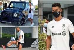 """Įspūdingą savo merginos dovaną parodęs C.Ronaldo nori palikti """"Juventus""""?"""