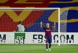 """L.Messi užfiksavo istorinį pasiekimą """"La Liga"""" pirmenybėse"""