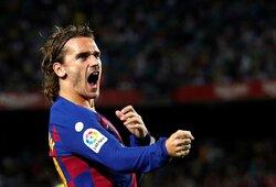"""Barcelona"" apsisprendė dėl A.Griezmanno likimo"