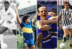 Įvertinkite: paskelbtas geriausių visų laikų futbolo aprangų 20-ukas