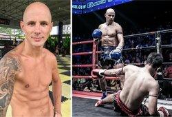 """Tailando ringą sudrebinęs S.Gaižauskas: """"Visiems įrodžiau, kad dar anksti mane siųsti į pensiją"""""""