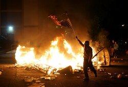 Protestų banga JAV: kurioje barikadų pusėje stovi sporto žvaigždės?