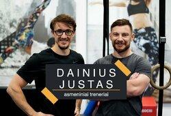 Asmeniniai treneriai Dainius ir Justas: kaip padaryti savo pirmą prisitraukimą?