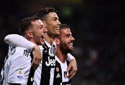"""Akibrokštas kompiuterinių žaidimų mylėtojams: """"FIFA20"""" nebeliks """"Juventus"""""""