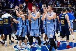 """Trijų graikų šou puolime neišgelbėjo: """"Zenit"""" privertė kapituliuoti """"Olympiacos"""""""
