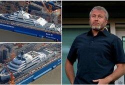 """""""Geriau būtų nupirkęs E.Haalandą"""": """"Chelsea"""" savininkas už jachtą paklojo 500 mln. eurų"""