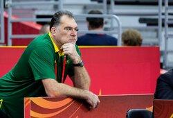 Lietuvos krepšinio federacija pradėjo trenerio paieškas