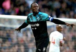 Pamatykite: U.Boltas pelnė puikų įvartį labdaros rungtynėse