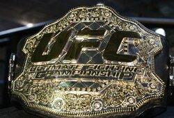 Pasitikrink savo žinias: ką žinote apie UFC čempionus?
