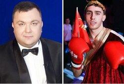 """E.Ostapenko pareiškė sutinkantis kovoti su """"Rimkenzo"""""""