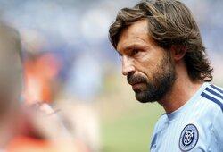 A.Pirlo ruošiasi naujam iššūkiui: planuoja trenerio karjerą