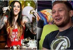"""""""Permiegočiau su ja, jei tai būtų 5 val. ryto"""": UFC kovotojas nepagarbiai atsiliepė apie M.Anderson"""