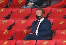 """Byrant """"Superlygai"""", iš """"Juventus"""" prezidento pareigų turėtų pasitraukti A.Agnelli, iš """"Man United"""" pirmininko pavaduotojo –E.Woodwardas"""