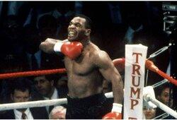 Tigrus auginęs M.Tysonas papasakojo, kiek sumokėjo moteriai už nuplėštą ranką