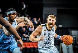 """""""Neptūnas"""" pergalingai pradėjo FIBA Čempionų lygos sezoną"""