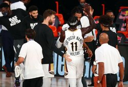 """Pelicans"" įsirašė pergalę be Z.Williamsono"