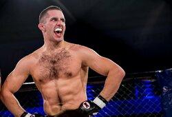 Su nauja MMA organizacija kontraktą pasirašęs L.Urbonavičius Afrikoje susikaus su patį Y.Romero nugalėjusiu brazilu