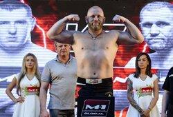 """S.Charitonovas: """"M.Tysonas formą atgavo dėl steroidų vartojimo"""""""