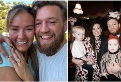 Po 12 metų draugystės C.McGregoras pagaliau pasipiršo savo širdies draugei