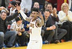 """""""Cavaliers"""" ruošiasi atleisti pykčio nevaldžiusį krepšininką"""