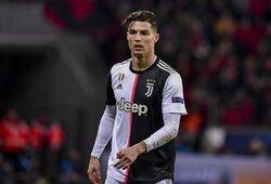 C.Ronaldo atskleidė, su kuria komanda norėtų susitikti Čempionų lygos finale