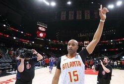 V.Carteris įvardijo tris geriausius visų laikų krepšininkus