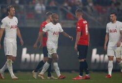 """Europos Konferencijų lygoje – """"Rennes"""" ir """"Tottenham"""" komandų rezultatyvios lygiosios"""