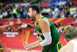 FIBA nubaus A.Bogutą