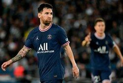 Prancūzijos žiniasklaida pažėrė kritikos L.Messi