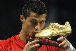 """Negirdėta istorija, kaip """"Man United"""" nusprendė pasikviesti C.Ronaldo"""