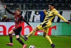 """Vokietijoje – """"Eintracht"""" ir """"Borussia"""" lygiosios"""