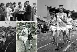 Olimpinėse žaidynėse pirmą lengvaatlečių medalį iškovojęs ėjikas sovietų valdžios laikytas nepatikimu