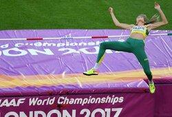 2021m. neįvyks pasaulio lengvosios atletikos čempionatas
