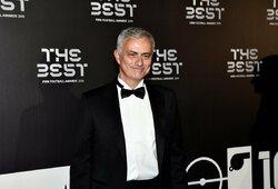"""Ispanijos spauda: """"Real"""" susisiekė su J.Mourinho"""