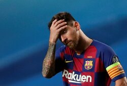 """Ispanijos žiniasklaida: L.Messi iškėlė ultimatumą """"Barcelonai"""""""